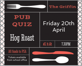 PUB QUIZ & HOG ROAST