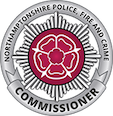 Northamptonshire Police, Fire and Crime Commissioner April Newsletter.